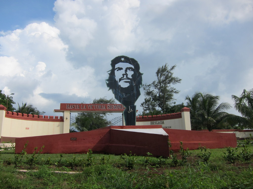 Che is everywhere.